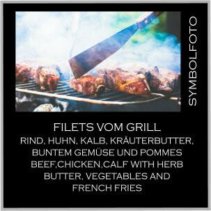 Filets vom Grill
