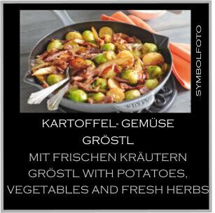 Kartoffel-Gemüse-Gröstl