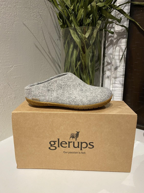 Glerups Open Heel Grey 37
