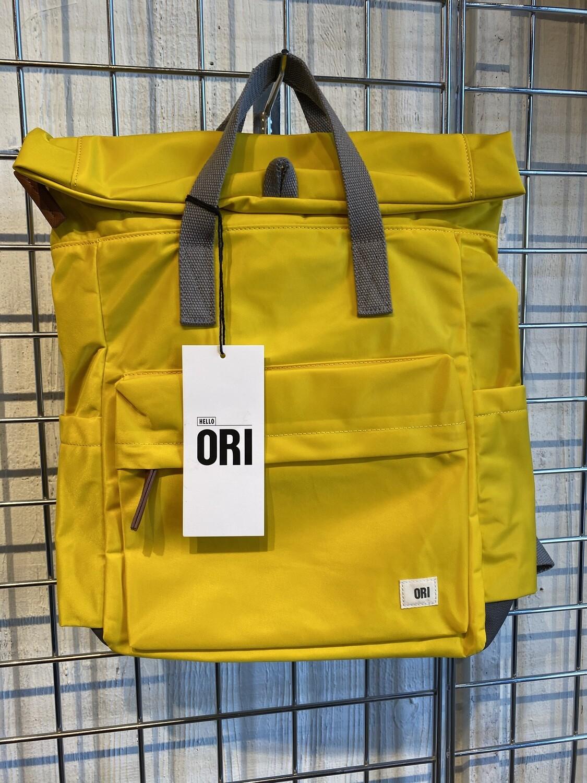 Ori Canfield B Medium Mustard
