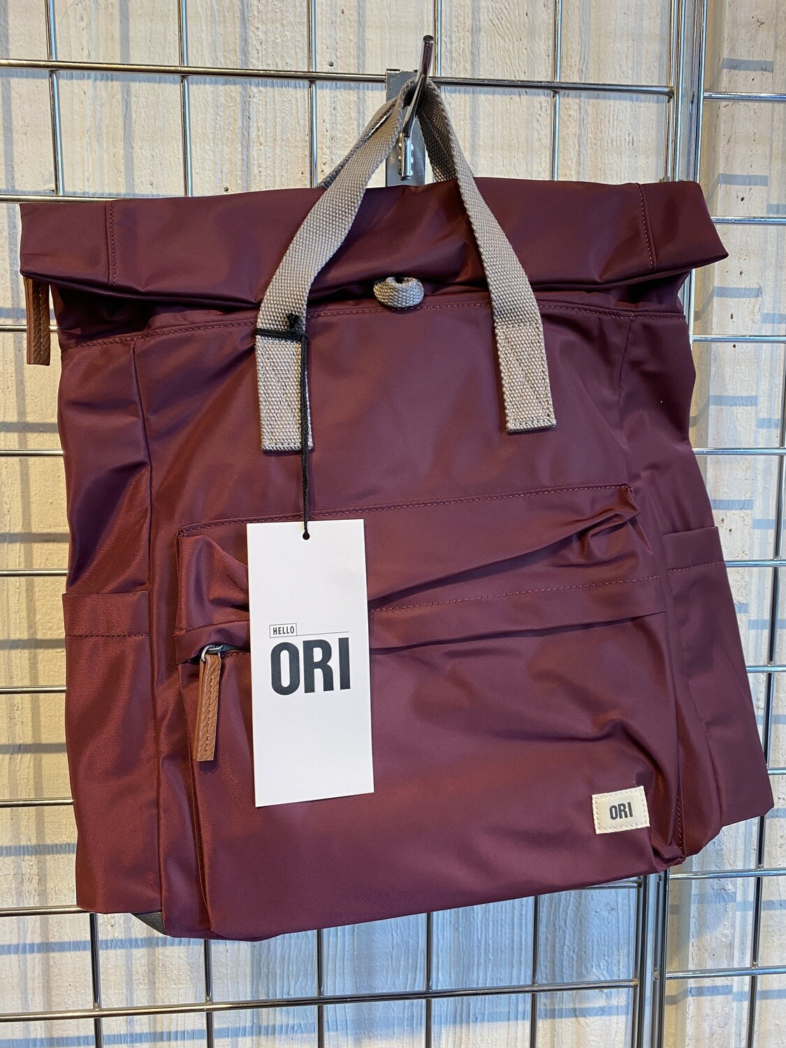 Ori Canfield B Medium Plum