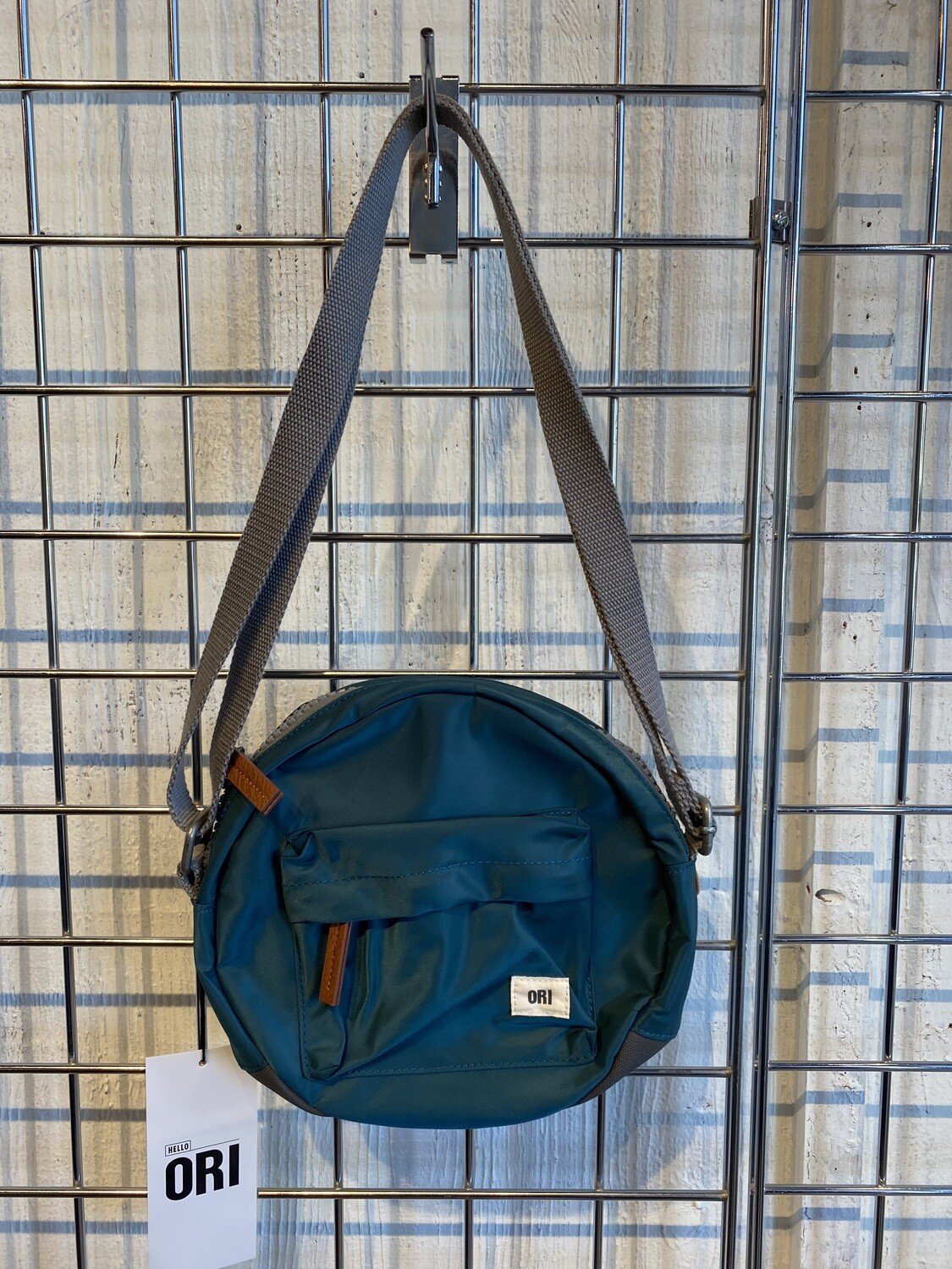Ori Paddington Crossbody Teal