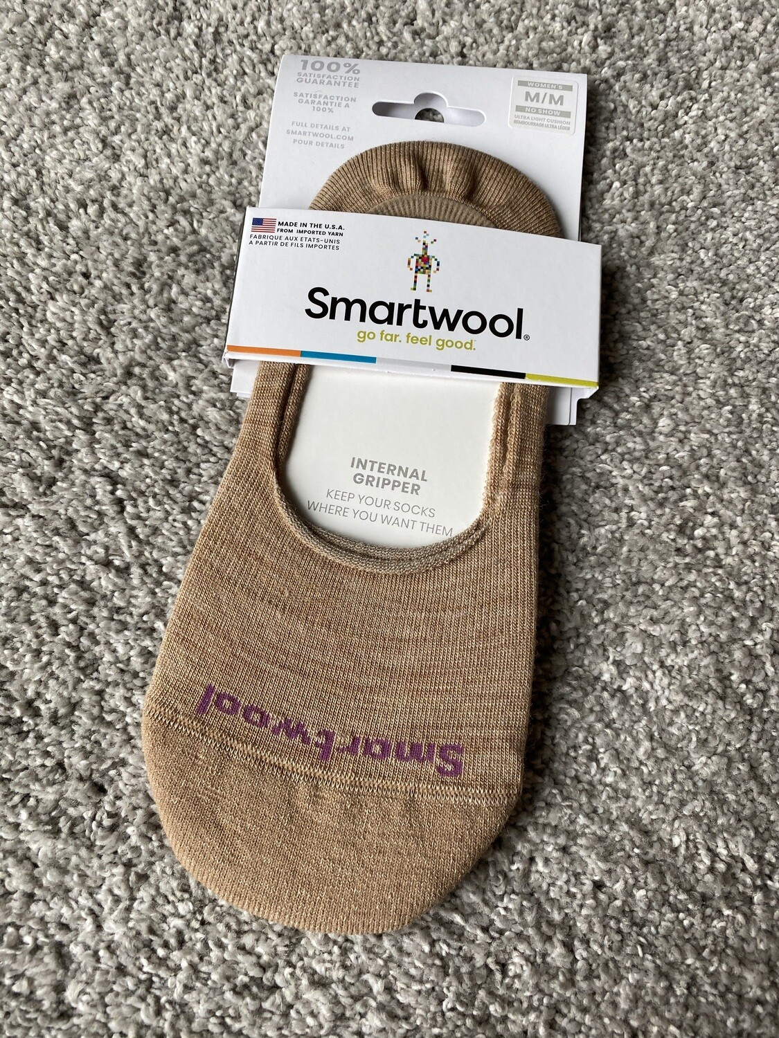 Smartwool HS NS Camel M
