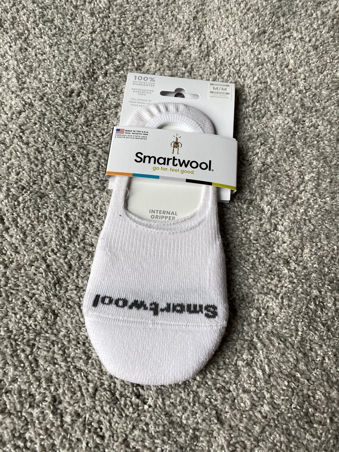 Smartwool Cushion Hide Wh M