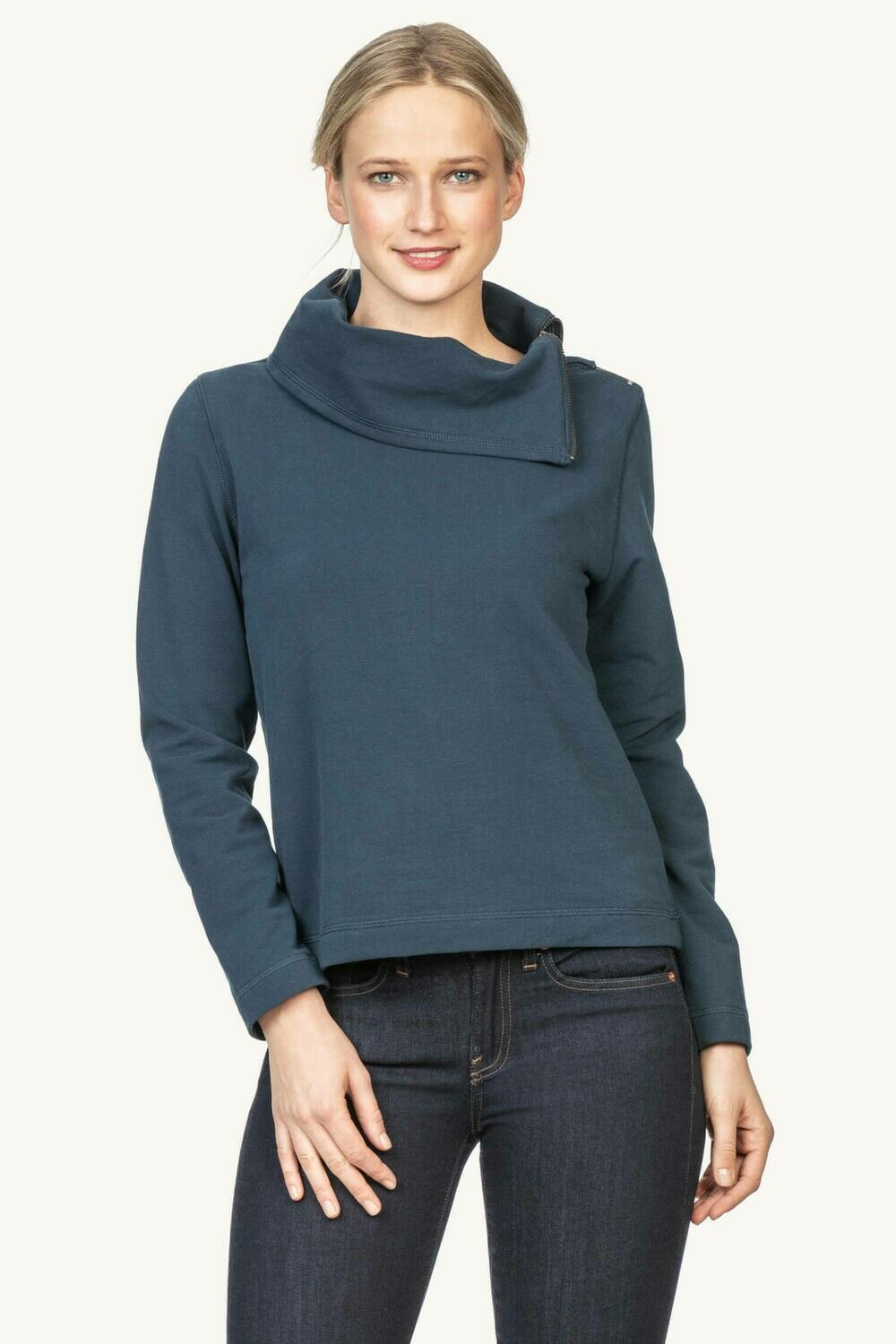 Lilla P Zip Top Lake M