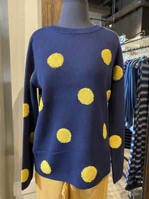 Foil Sweater Midnight XL