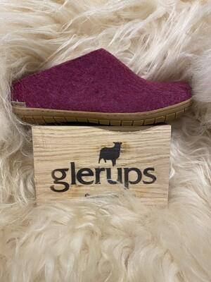 Glerups Open Heel, Cran