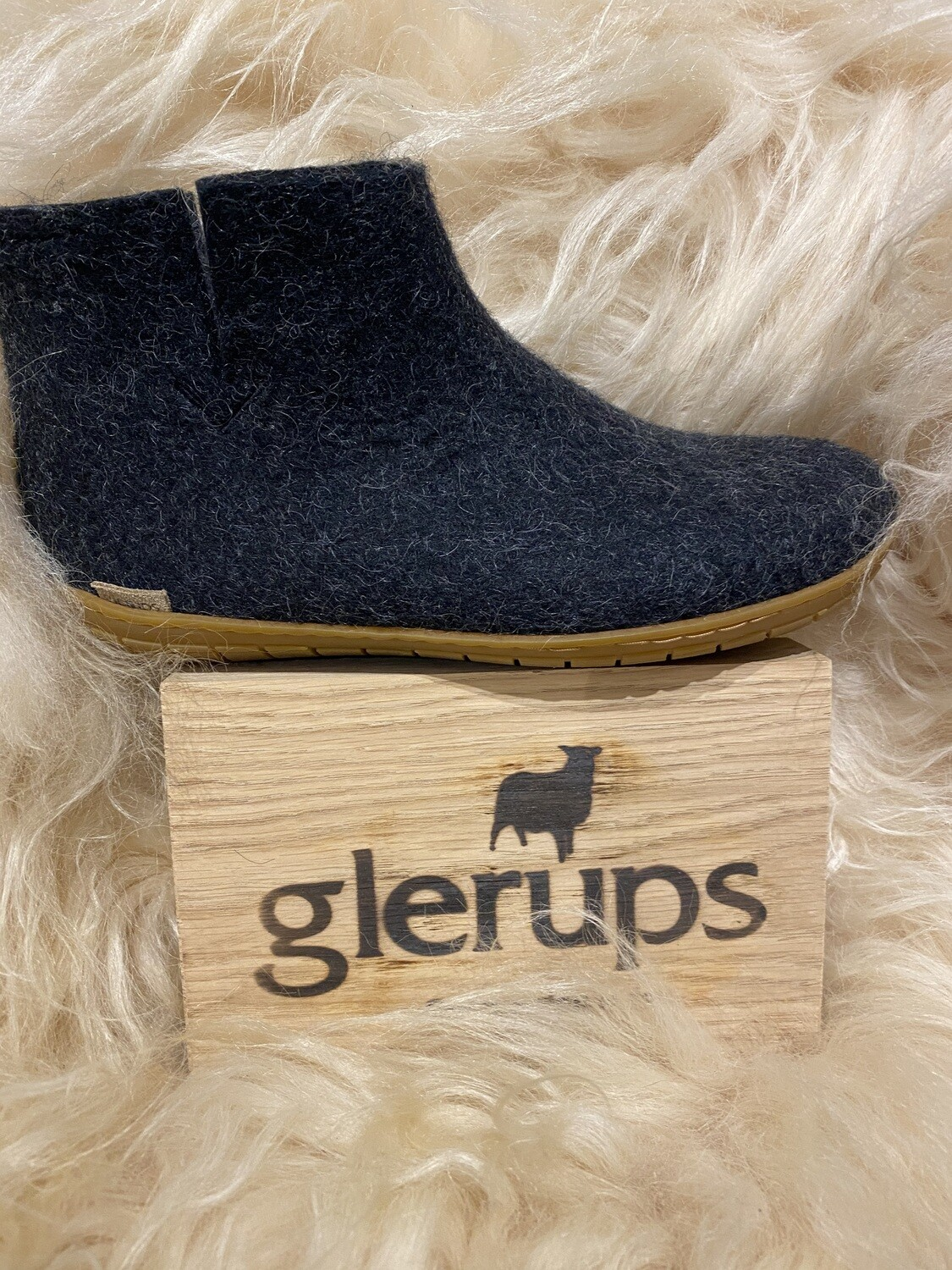 Glerups Boot Charc