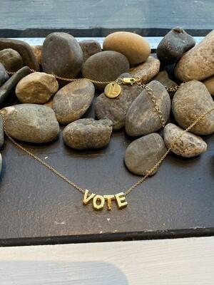 Larissa Loden VOTE