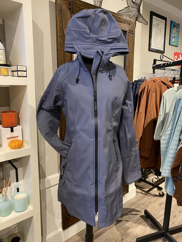 Ilse Rain 37 Blue Grayness