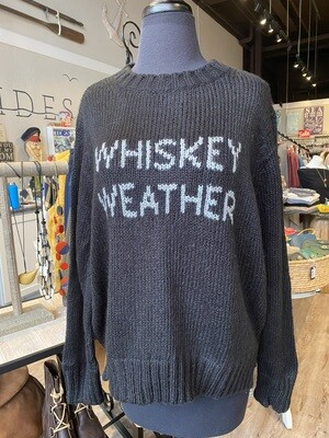WS Whiskey Weather