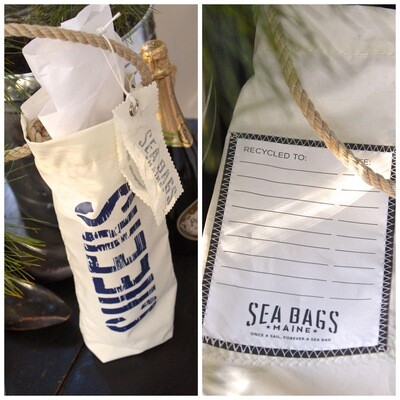 Sea Bags Wine Cheers