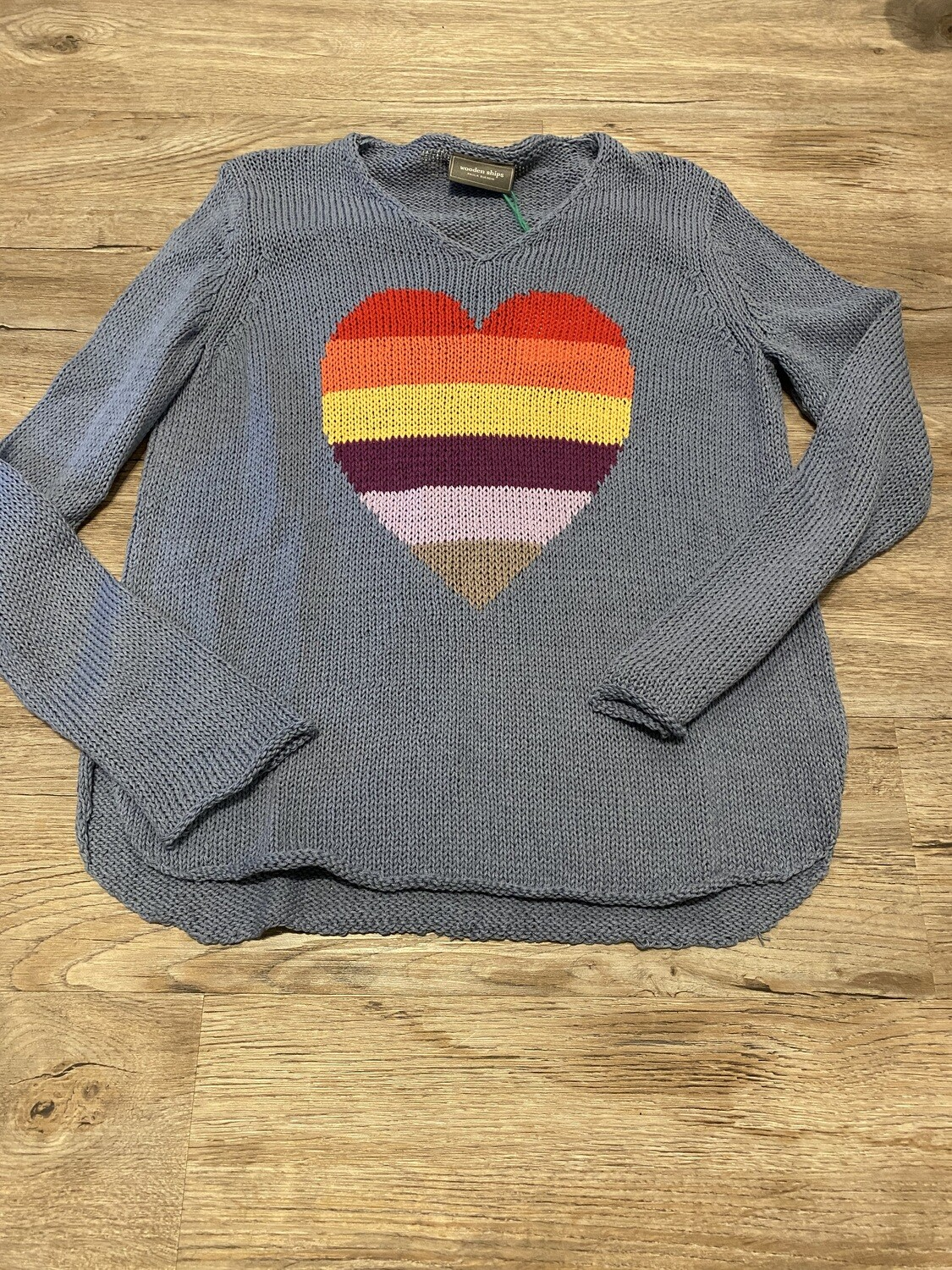 WS Rainbow Heart