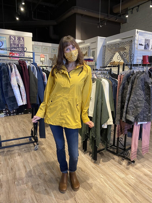 Batela C3012 Yellow Raincoat
