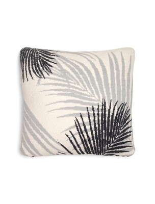 Barefoot Palm Pillow Ocean