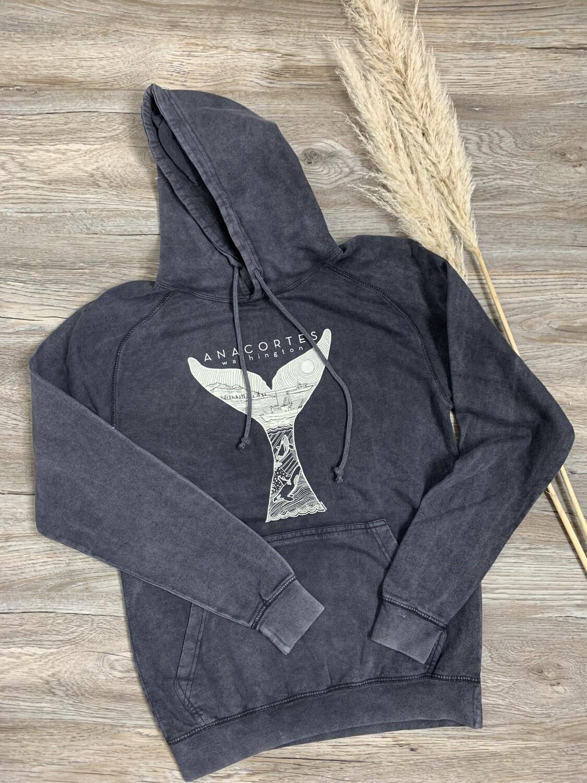Scrimshaw Orca Hoodie