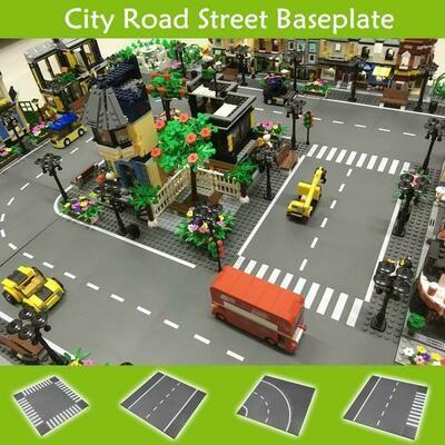 Wange City Street Base Plates