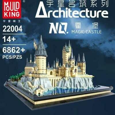 Mould King Magic Castle 22004