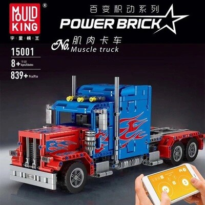 MOULD KING MUSCLE TRUCK 15001