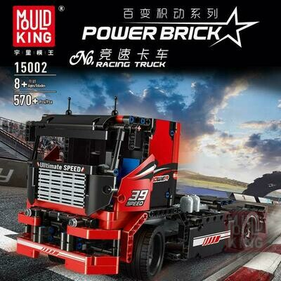 MOULD KING RACING TRUCK 15002