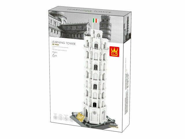 Wange Leanin Tower of Pisa