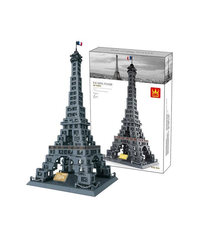 Wange Eiffel Tower 5217