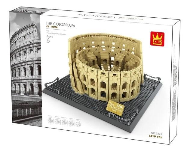 Wange The Colosseum of Roma 5225