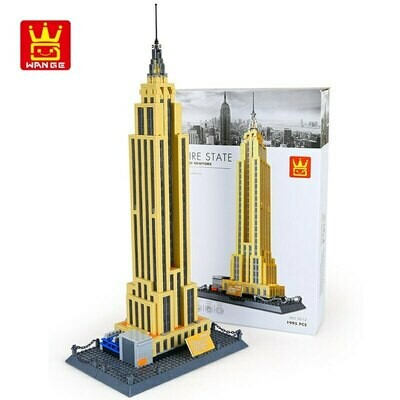Wange Empire State Building 5212