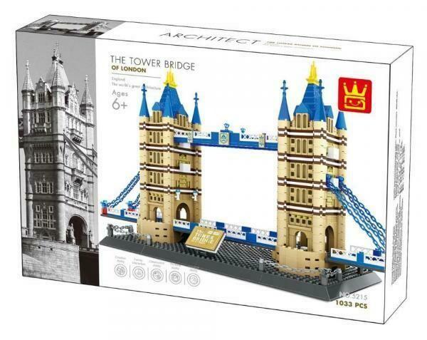 Wange Tower Bridge 5215