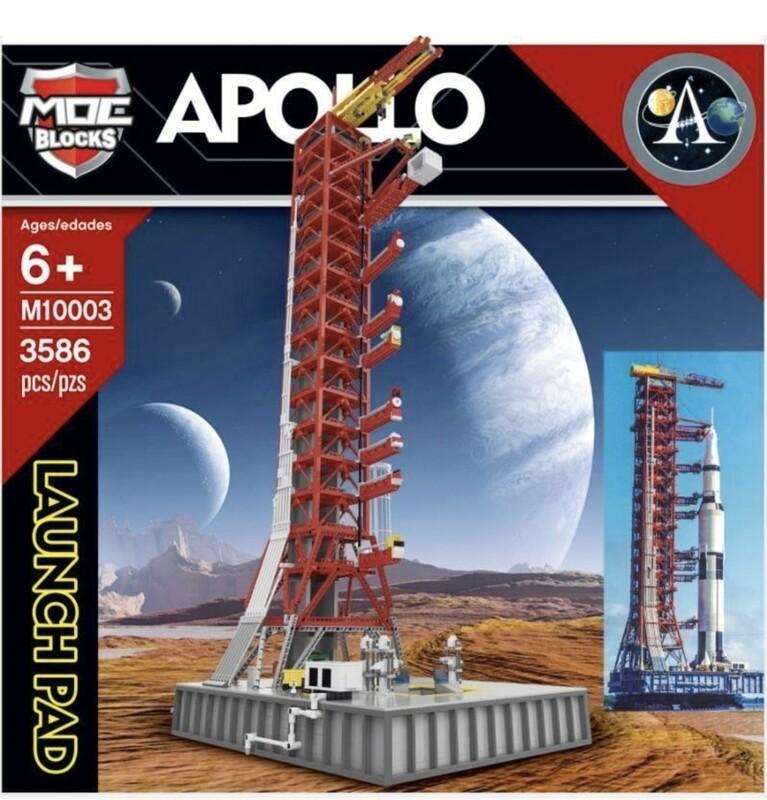 Apollo launch pad