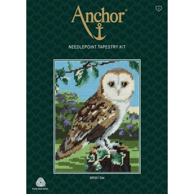 Anchor Starter Tapestry Kit - Owl