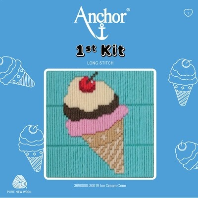 Anchor 1st Kit - Ice Cream Cone