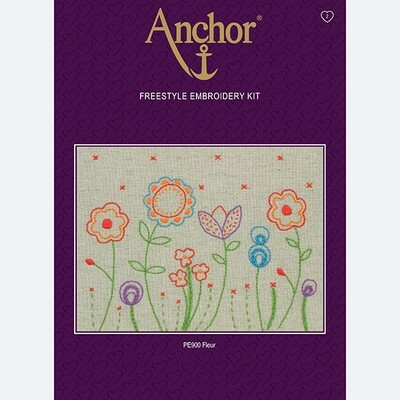 Anchor Starter Freestyle Kit - Fleur