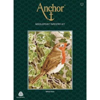 Anchor Starter Tapestry Kit - Robin