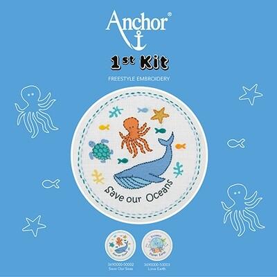 Anchor 1st Kit - Salva os Nossos Oceanos