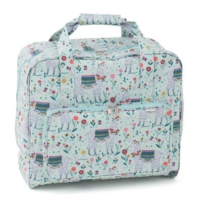 Sewing Machine Bag - Llama
