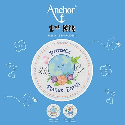 Anchor 1st Kit - Ama a Terra