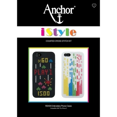 Anchor iStyle - XS iPhone 5 - Cases