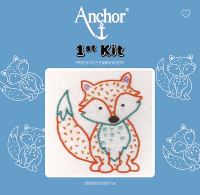 Anchor 1st Kit - Freestyle Fox