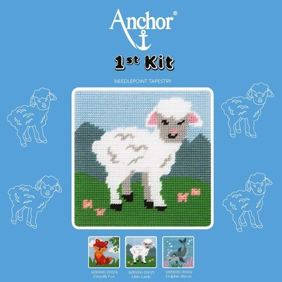 Anchor 1st Kit - Little Lamb Tapestry