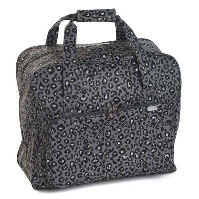 Sewing Machine Bag - Leopard