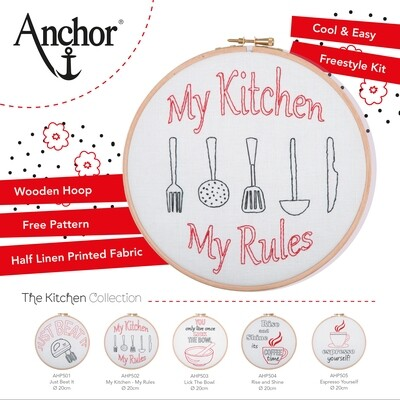 The Kitchen Collection - My Kitchen - My Rules