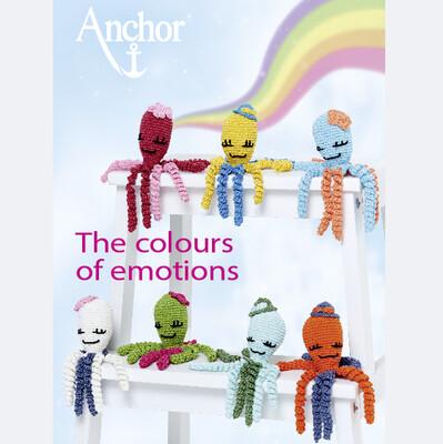 Anchor Crochet Kit - Octopus Kit