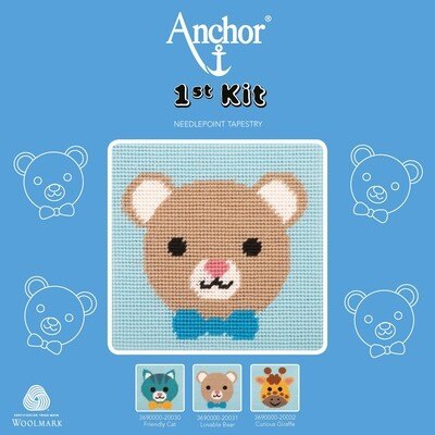 Anchor 1st Kit - Ted (bear)