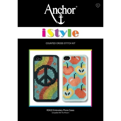 Anchor iStyle - XS iPhone 4 - Cases