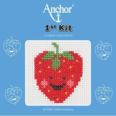 Anchor 1st Kit - Morango