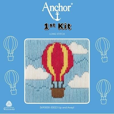 Anchor 1st Kit - Para cima e para longe!