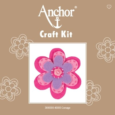 Anchor 1st Kit - Corsage