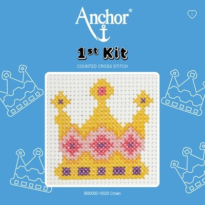 Anchor 1st Kit - Crown