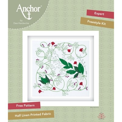 Anchor by Dee Hardwicke - Summer Vine Freestyle Kit